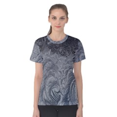 Abstract Art Decoration Design Women s Cotton Tee