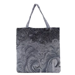 Abstract Art Decoration Design Grocery Tote Bag