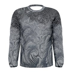 Abstract Art Decoration Design Men s Long Sleeve Tee