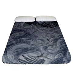 Abstract Art Decoration Design Fitted Sheet (king Size)
