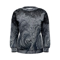 Abstract Art Decoration Design Women s Sweatshirt