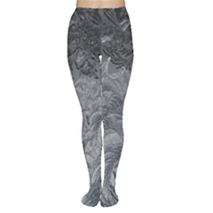 Abstract Art Decoration Design Women s Tights