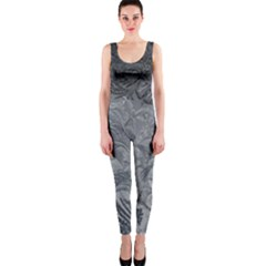Abstract Art Decoration Design Onepiece Catsuit