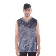 Abstract Art Decoration Design Men s Basketball Tank Top