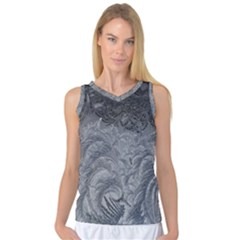 Abstract Art Decoration Design Women s Basketball Tank Top