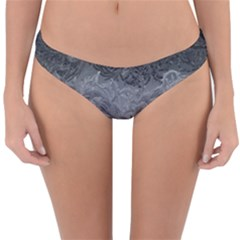 Abstract Art Decoration Design Reversible Hipster Bikini Bottoms