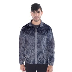Abstract Art Decoration Design Wind Breaker (men)