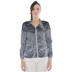 Abstract Art Decoration Design Wind Breaker (women)