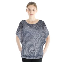 Abstract Art Decoration Design Blouse