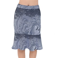 Abstract Art Decoration Design Mermaid Skirt