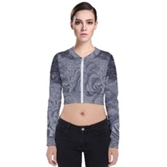 Abstract Art Decoration Design Bomber Jacket