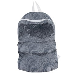 Abstract Art Decoration Design Foldable Lightweight Backpack