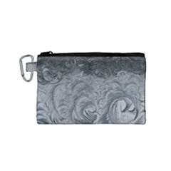 Abstract Art Decoration Design Canvas Cosmetic Bag (small)