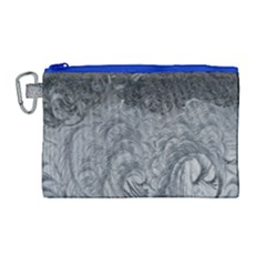 Abstract Art Decoration Design Canvas Cosmetic Bag (large)