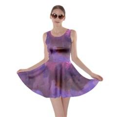 Ultra Violet Dream Girl Skater Dress