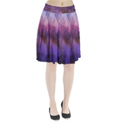 Ultra Violet Dream Girl Pleated Skirt