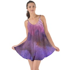 Ultra Violet Dream Girl Love The Sun Cover Up