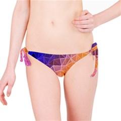 Crystalized Rainbow Bikini Bottom