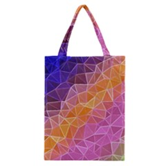 Crystalized Rainbow Classic Tote Bag