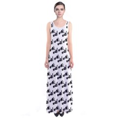 Custom Sleeveless Maxi Dress   Betty Crotchette