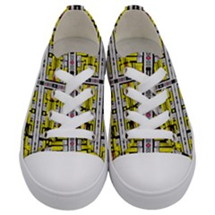Element Scifi Kids  Low Top Canvas Sneakers