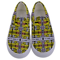 Element Scifi Kids  Canvas Slip Ons