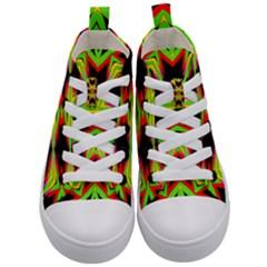Gunja Free Kid s Mid Top Canvas Sneakers