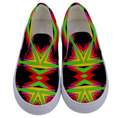 Gunja Free Kids  Canvas Slip Ons