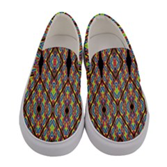 Help One Women s Canvas Slip Ons