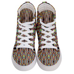 Help One Women s Hi Top Skate Sneakers