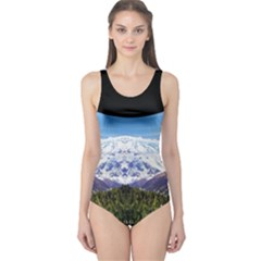 Mountaincurvemore One Piece Swimsuit