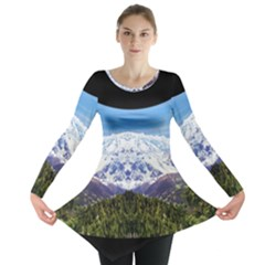 Mountaincurvemore Long Sleeve Tunic