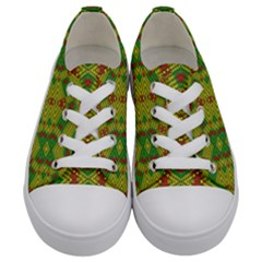 Flash Kids  Low Top Canvas Sneakers