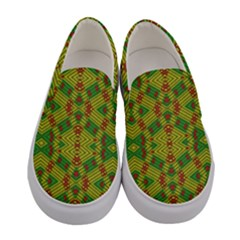 Flash Women s Canvas Slip Ons