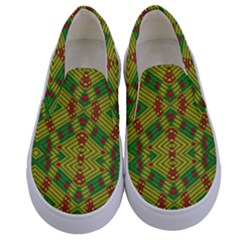 Flash Kids  Canvas Slip Ons