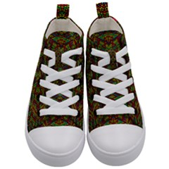 Verify Kid s Mid Top Canvas Sneakers