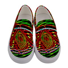 Nibiru Star Women s Canvas Slip Ons