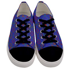 Matrix Moon Men s Low Top Canvas Sneakers