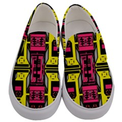 Money Apart Men s Canvas Slip Ons
