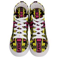 Money Apart Men s Hi Top Skate Sneakers