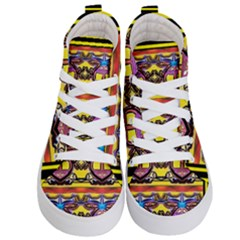 Spirit  Bulgarian Bee Kid s Hi Top Skate Sneakers