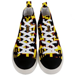 Give Me The Money Men s Mid Top Canvas Sneakers
