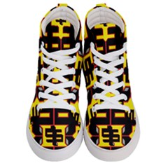 Give Me The Money Women s Hi Top Skate Sneakers