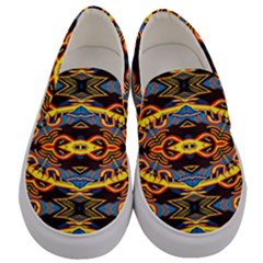 Donovan Fremeth Men s Canvas Slip Ons