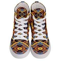 Donovan Fremeth Men s Hi Top Skate Sneakers