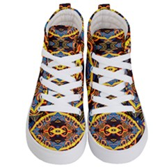 Donovan Fremeth Kid s Hi Top Skate Sneakers