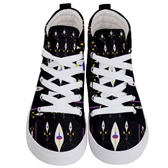 Quebec With Love Kid s Hi Top Skate Sneakers