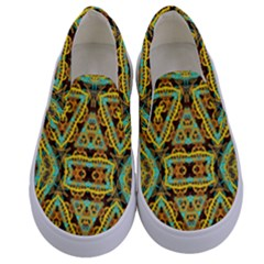Love Angel Kids  Canvas Slip Ons