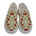 Short Story Women s Canvas Slip Ons View1