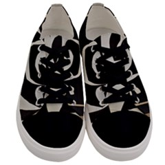 With Love Men s Low Top Canvas Sneakers